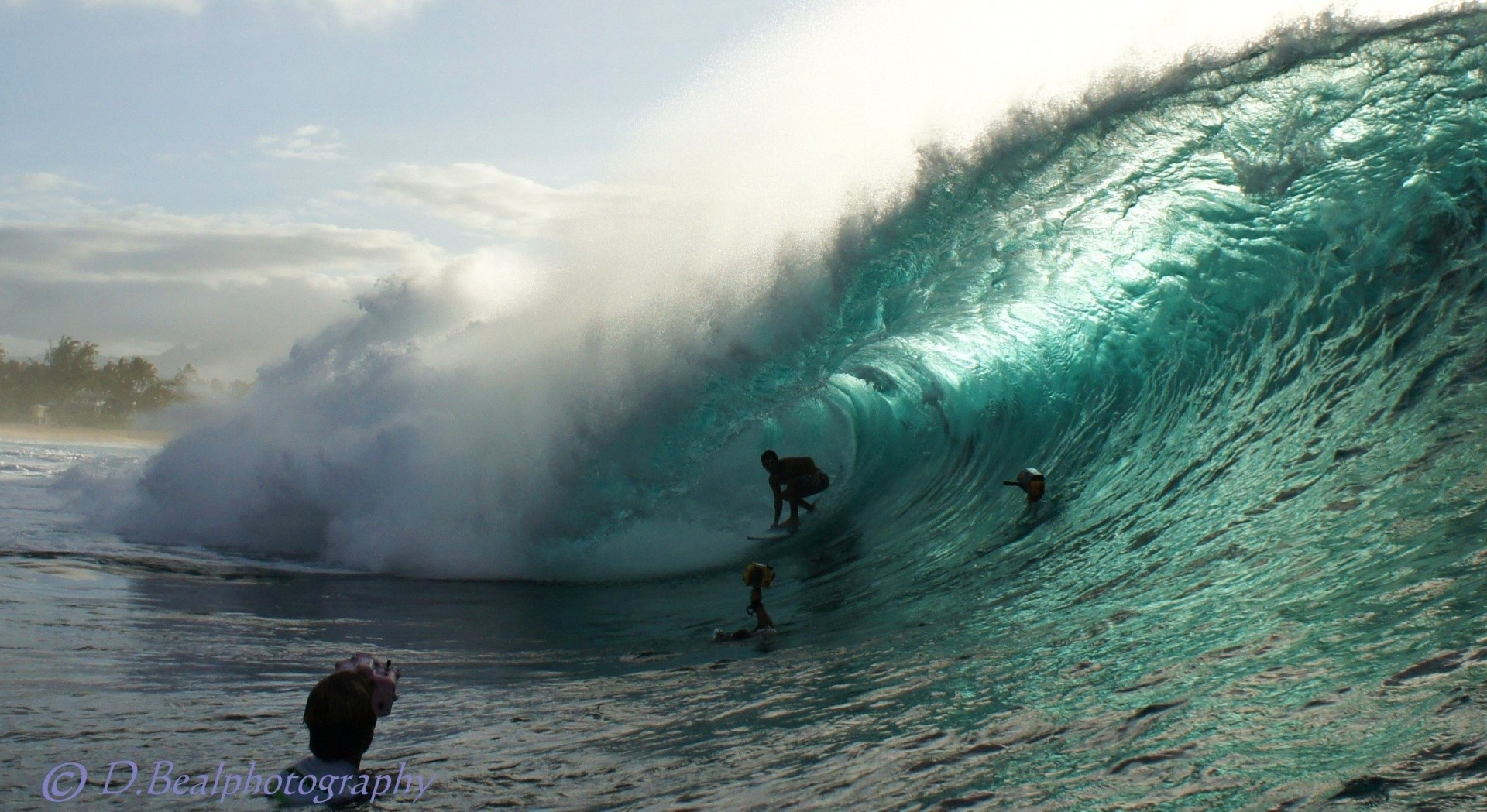 David Beal's photo of Pipeline & Backdoor