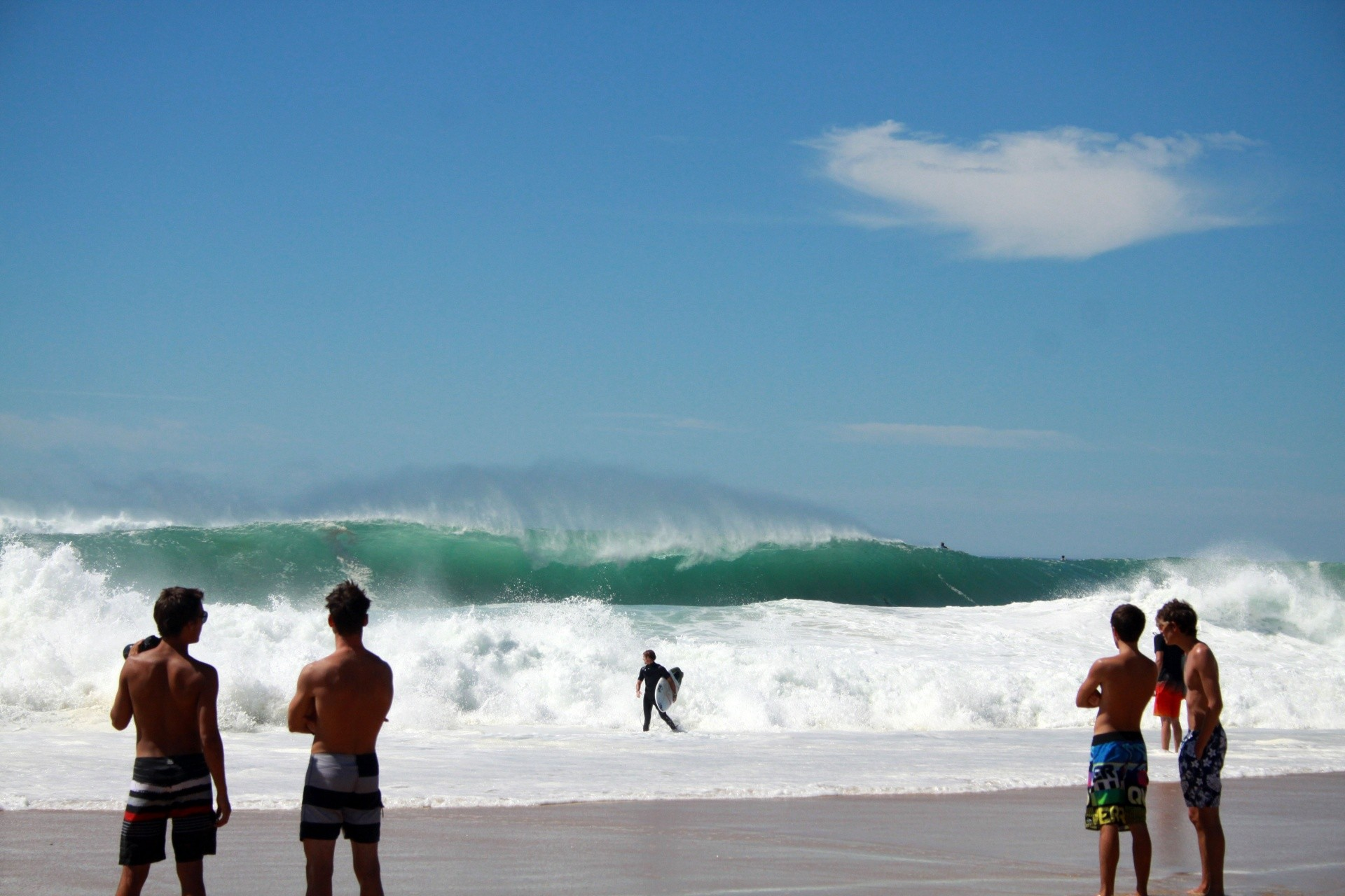 ed schlosser's photo of Hossegor (La Graviere)