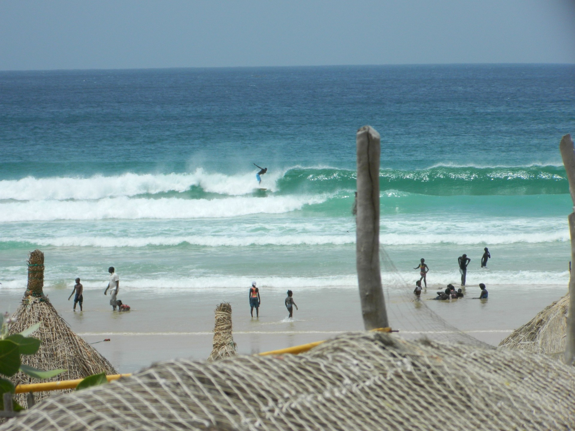 Malika Surf Camp - Senegal's photo of Yoff Beach