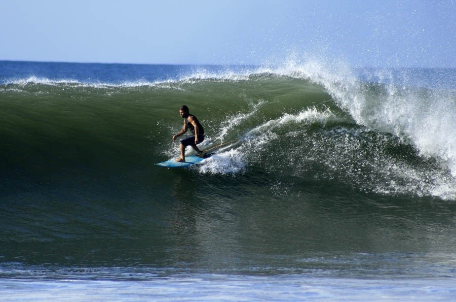 el salvador surfcamps's photo of Las Flores