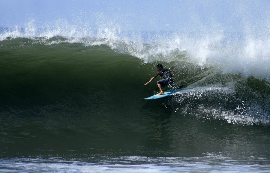 el salvador surfcamps's photo of Punta Mango