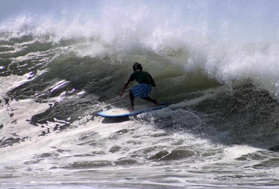 el salvador surfcamps's photo of Punta Roca