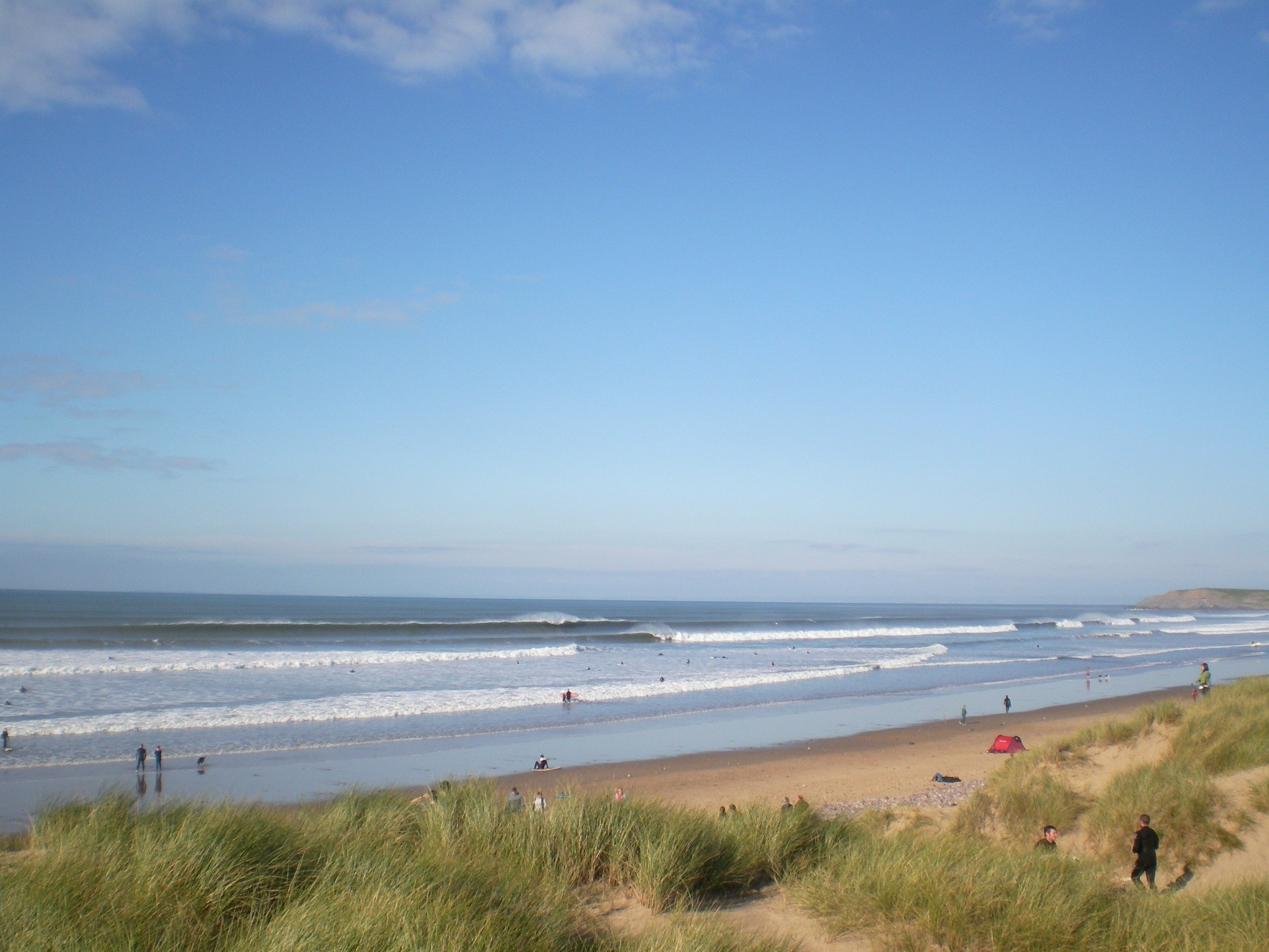 Surf seeker's photo of Llangennith / Rhossili