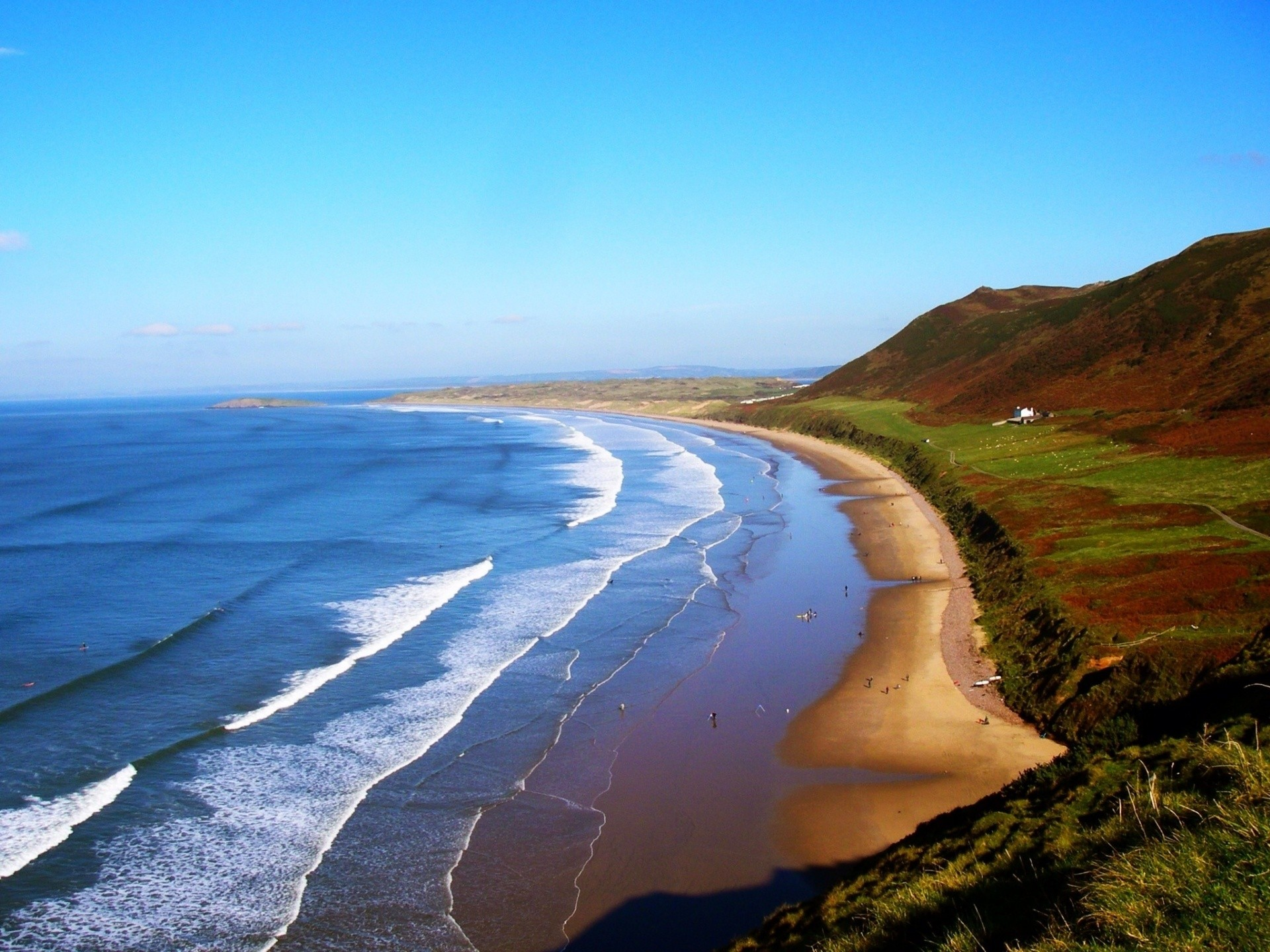 Steve's photo of Llangennith / Rhossili