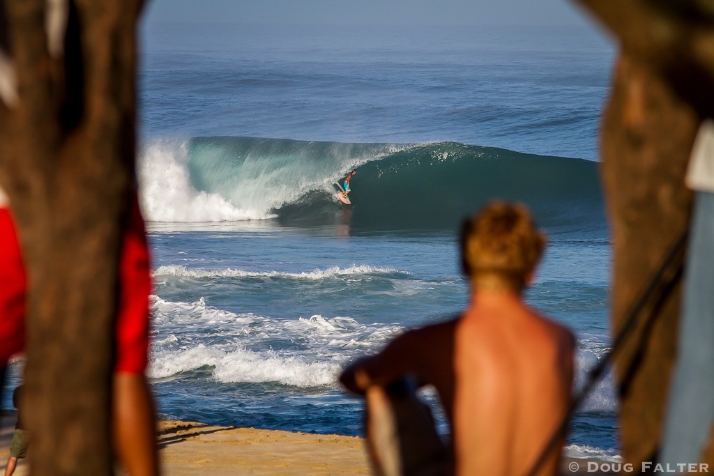 Doug Falter's photo of Pipeline & Backdoor