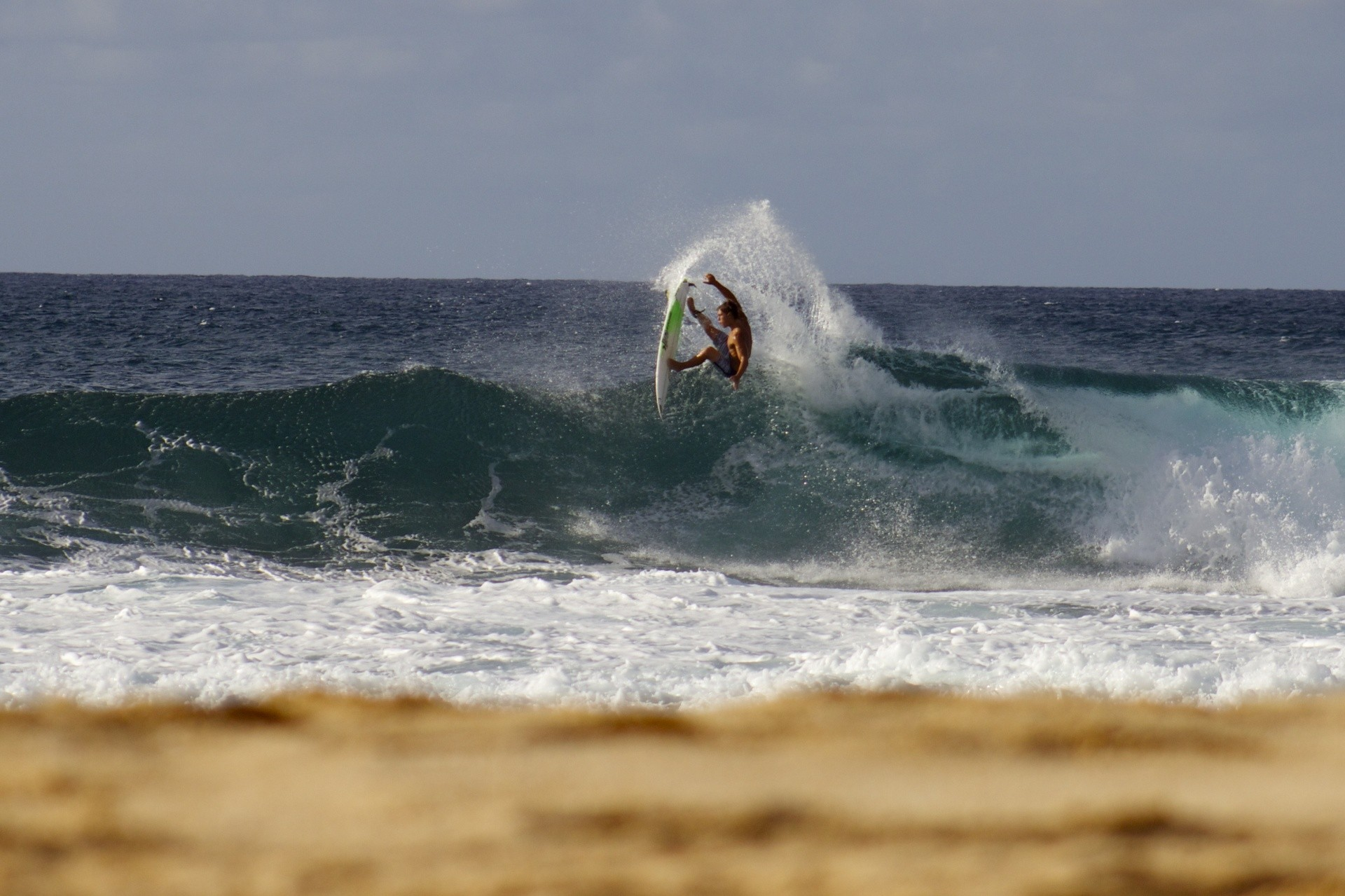 Brad Rochfort's photo of Pipeline & Backdoor