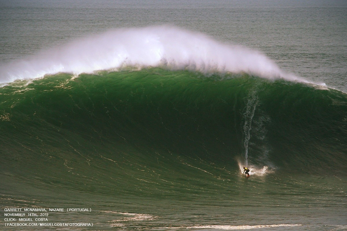 Miguel Costa's photo of Nazaré