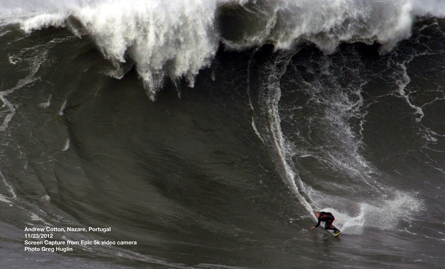 huggie's photo of Nazaré