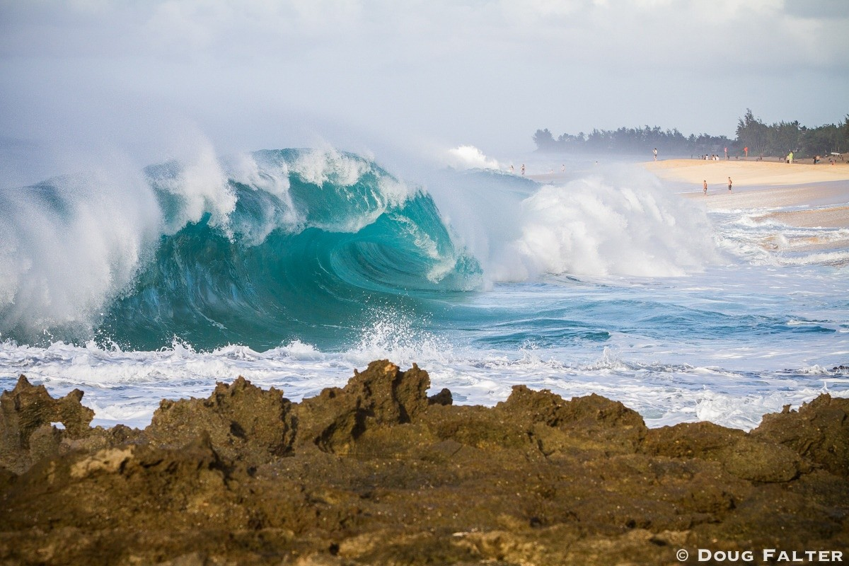 Doug Falter's photo of Rockpile/Heisler Park