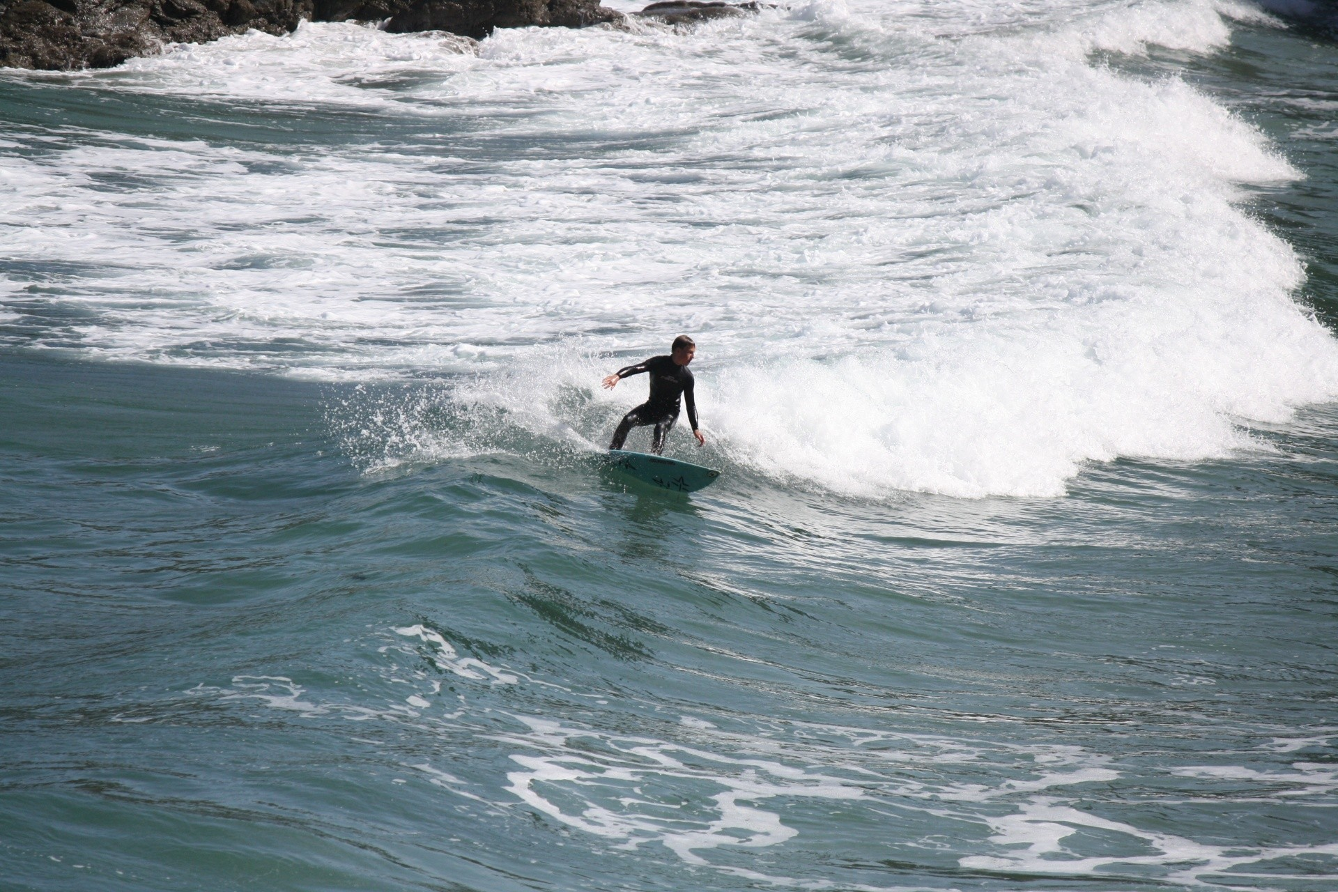 nat the surfer's photo of St Agnes
