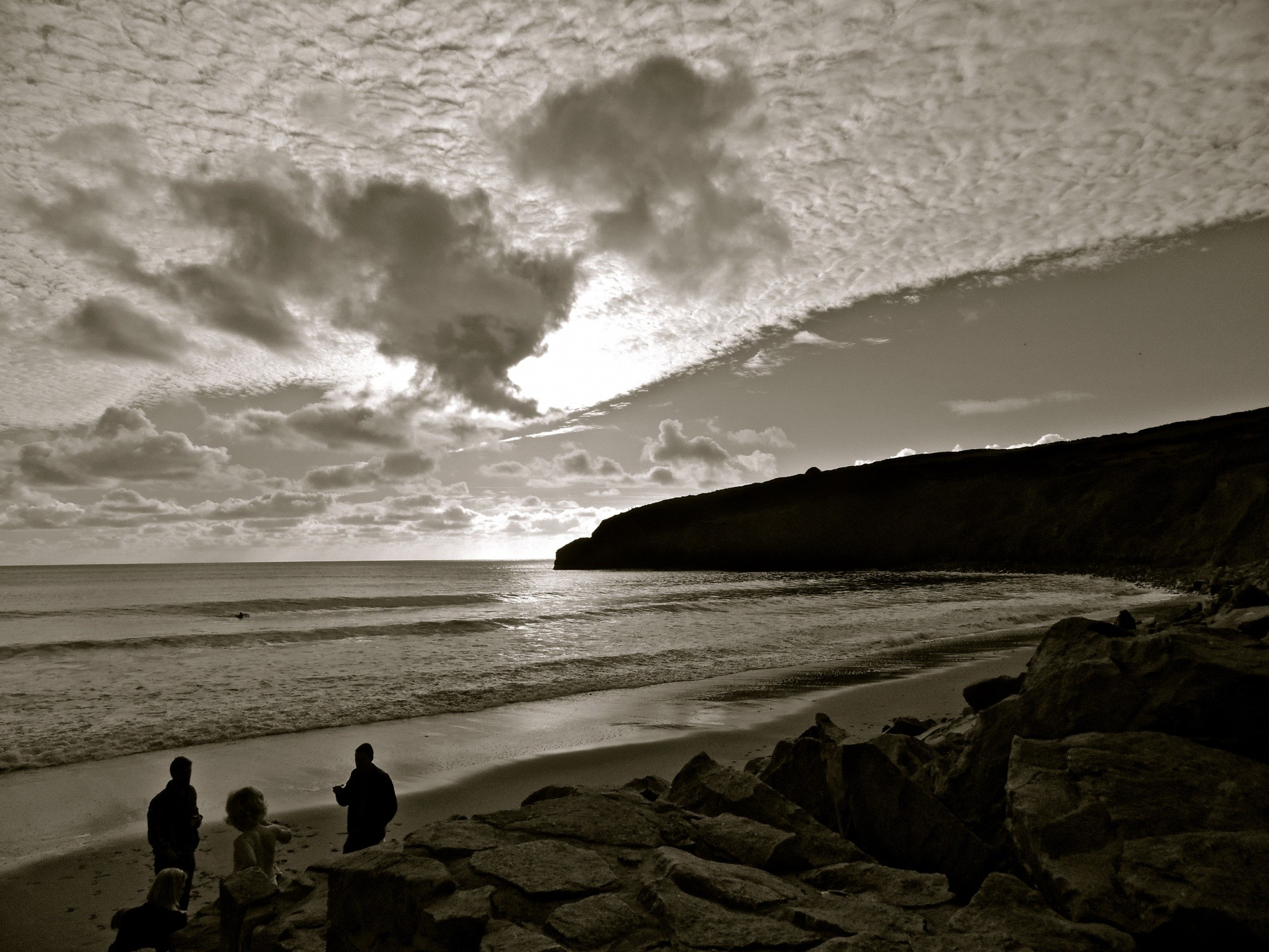 Ben Tredinnick's photo of Praa Sands
