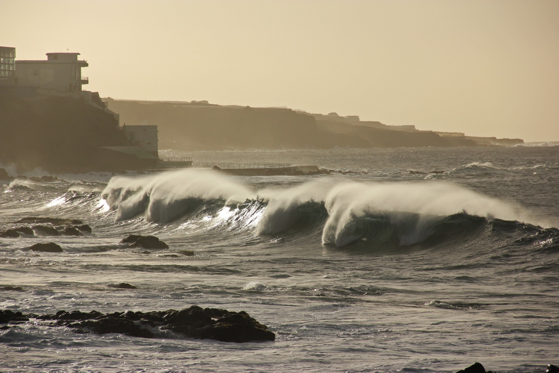 Martin Larsson's photo of El Charco