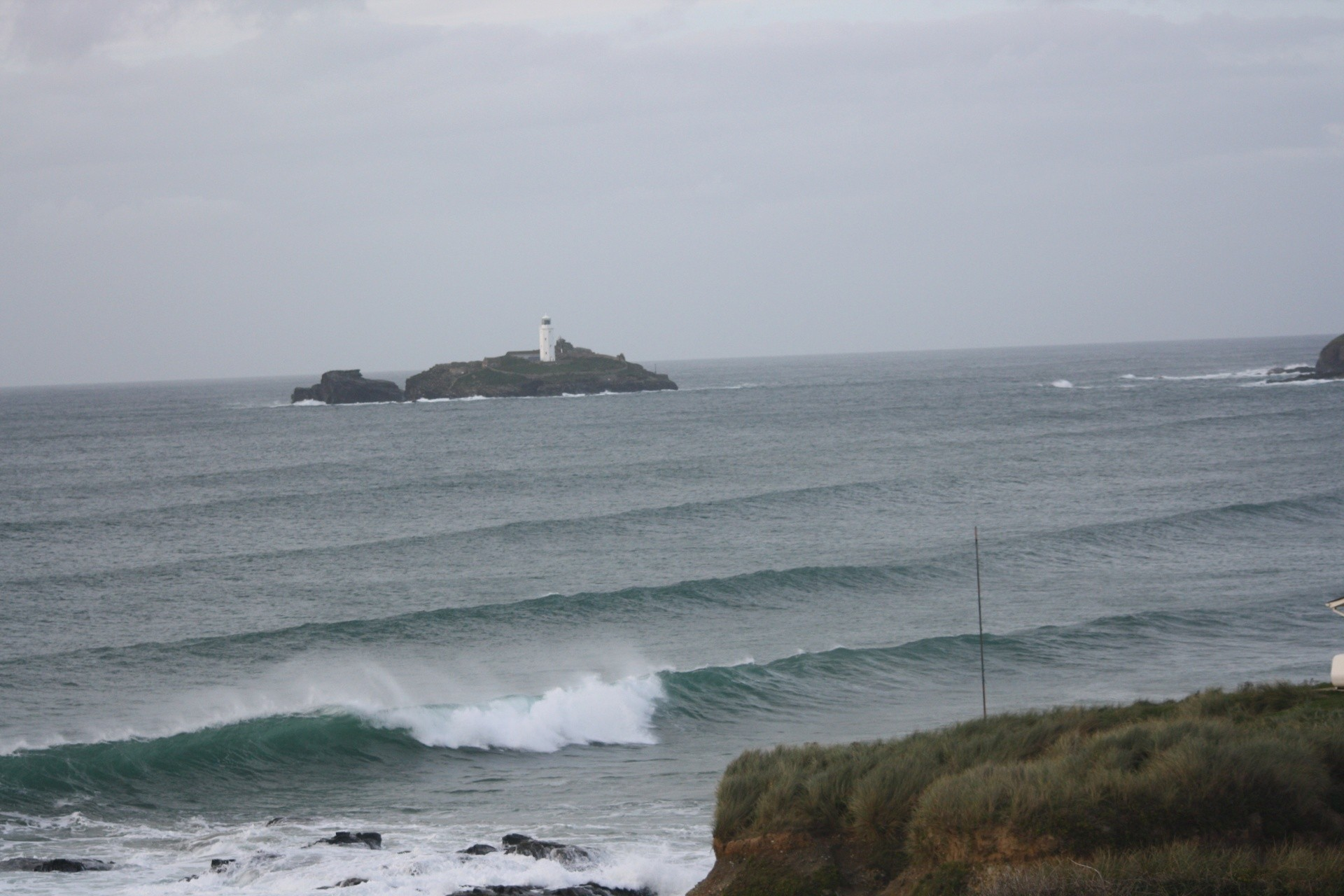 Big Dave's photo of Godrevy