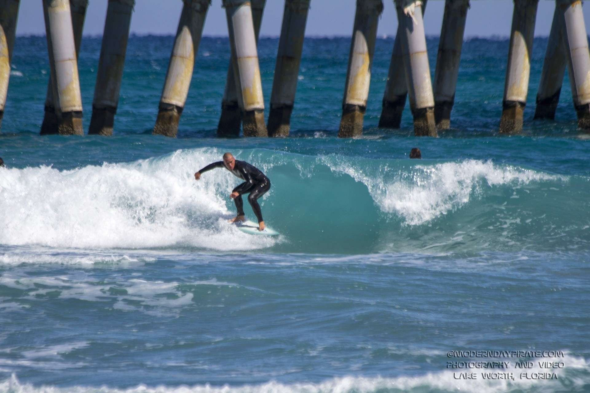 Joseph J Jackson Jr.'s photo of Lake Worth Pier