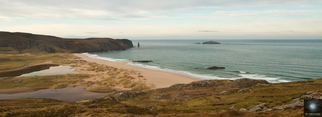 Luke Saddler Visuals's photo of Sandwood Bay