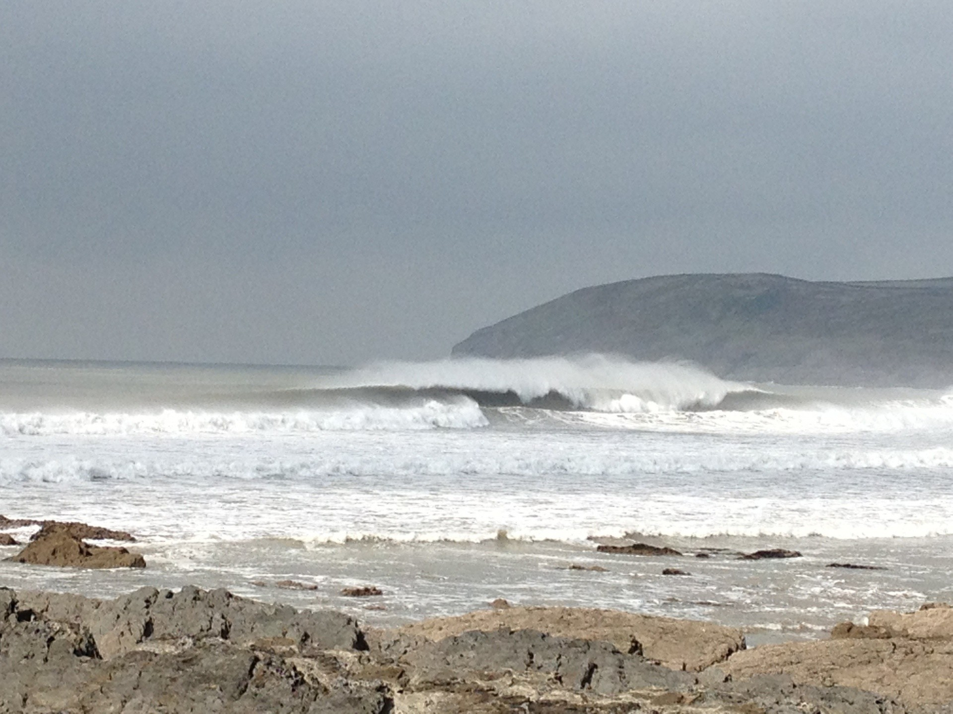 Sea Badger's photo of Croyde Beach
