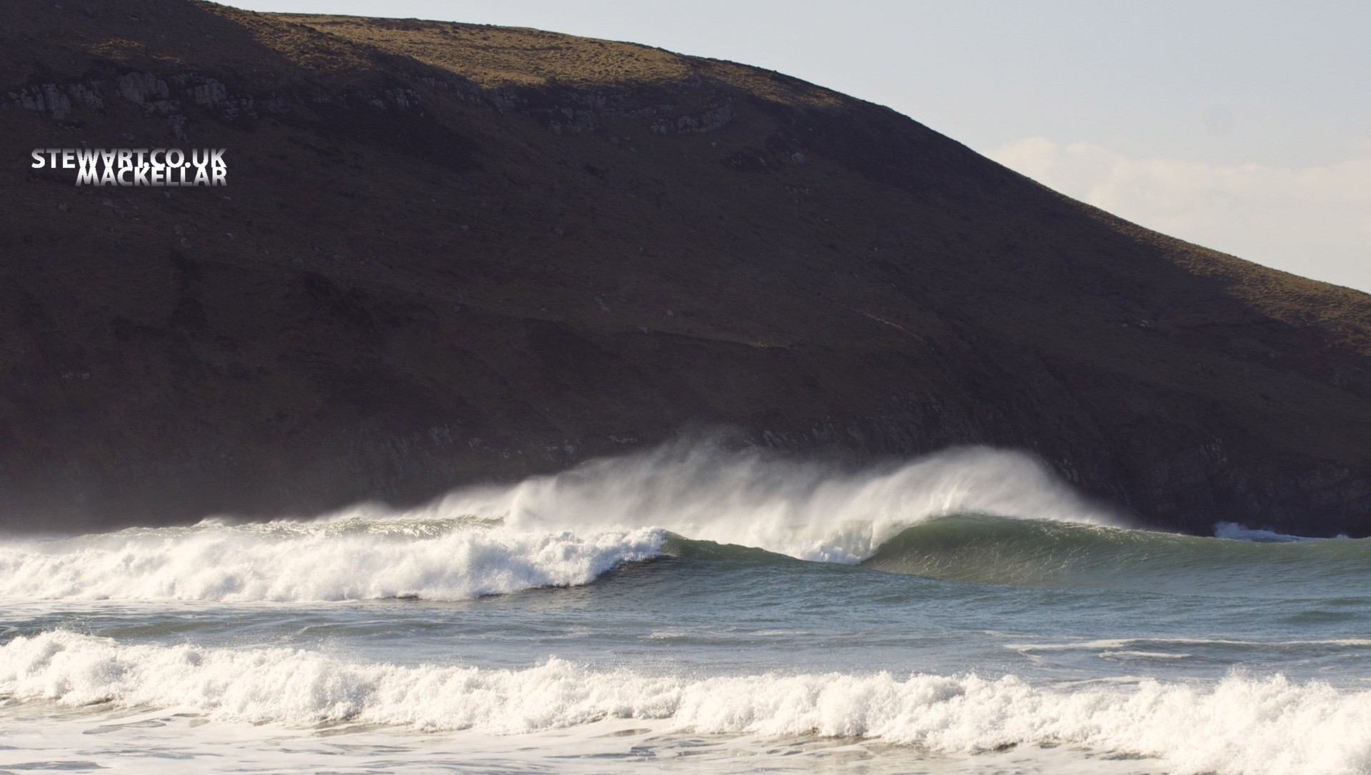 StewMacK's photo of Hells Mouth (Porth Neigwl)
