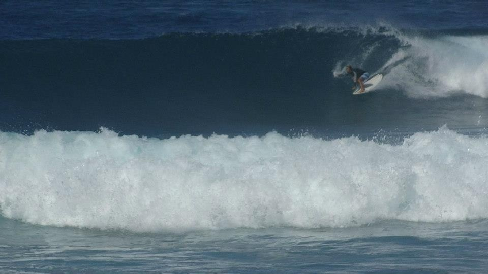 Ride The Tide Surf School Barbados's photo of Soup Bowl
