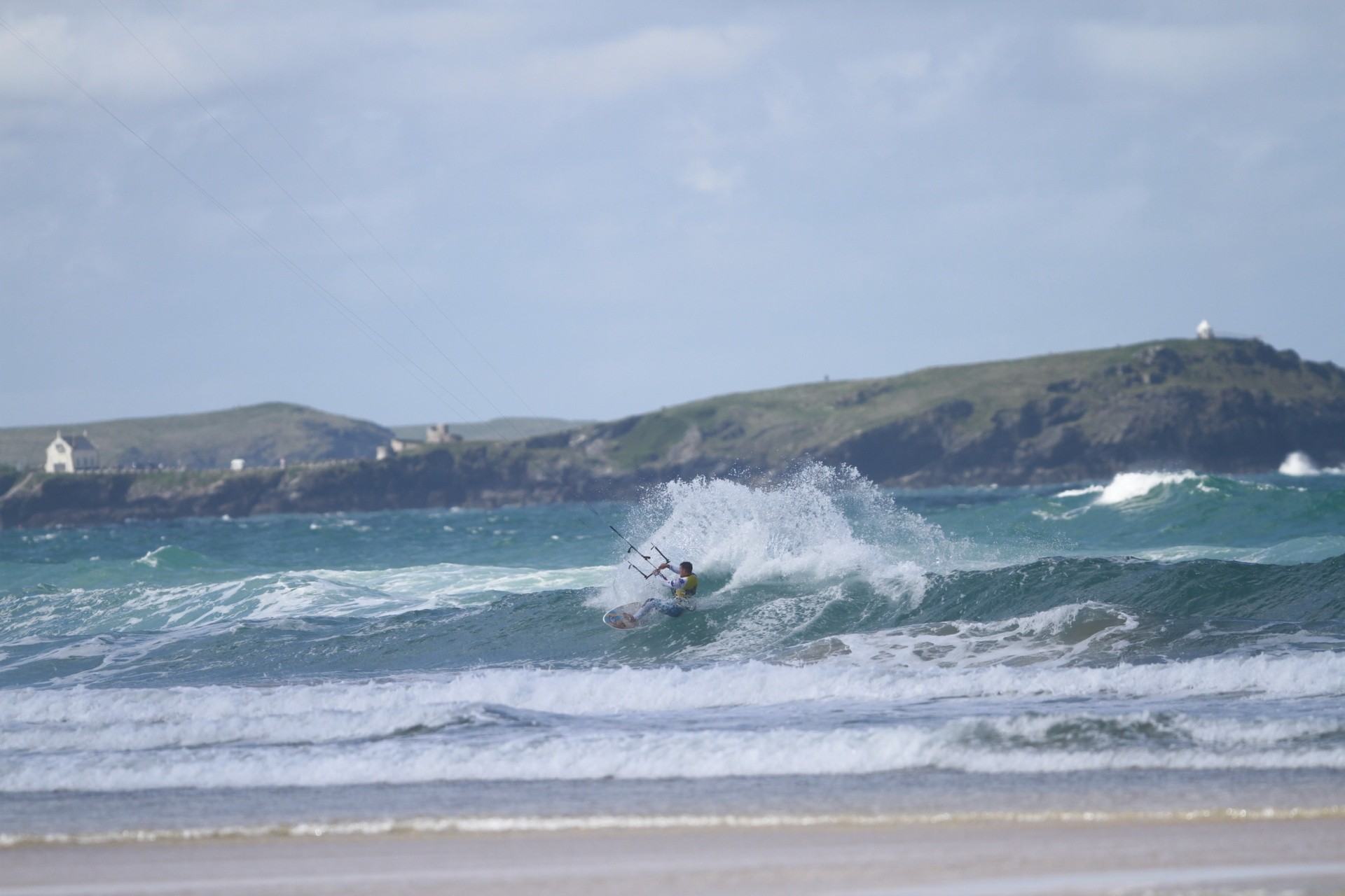 Alastair92's photo of Newquay - Tolcarne Wedge