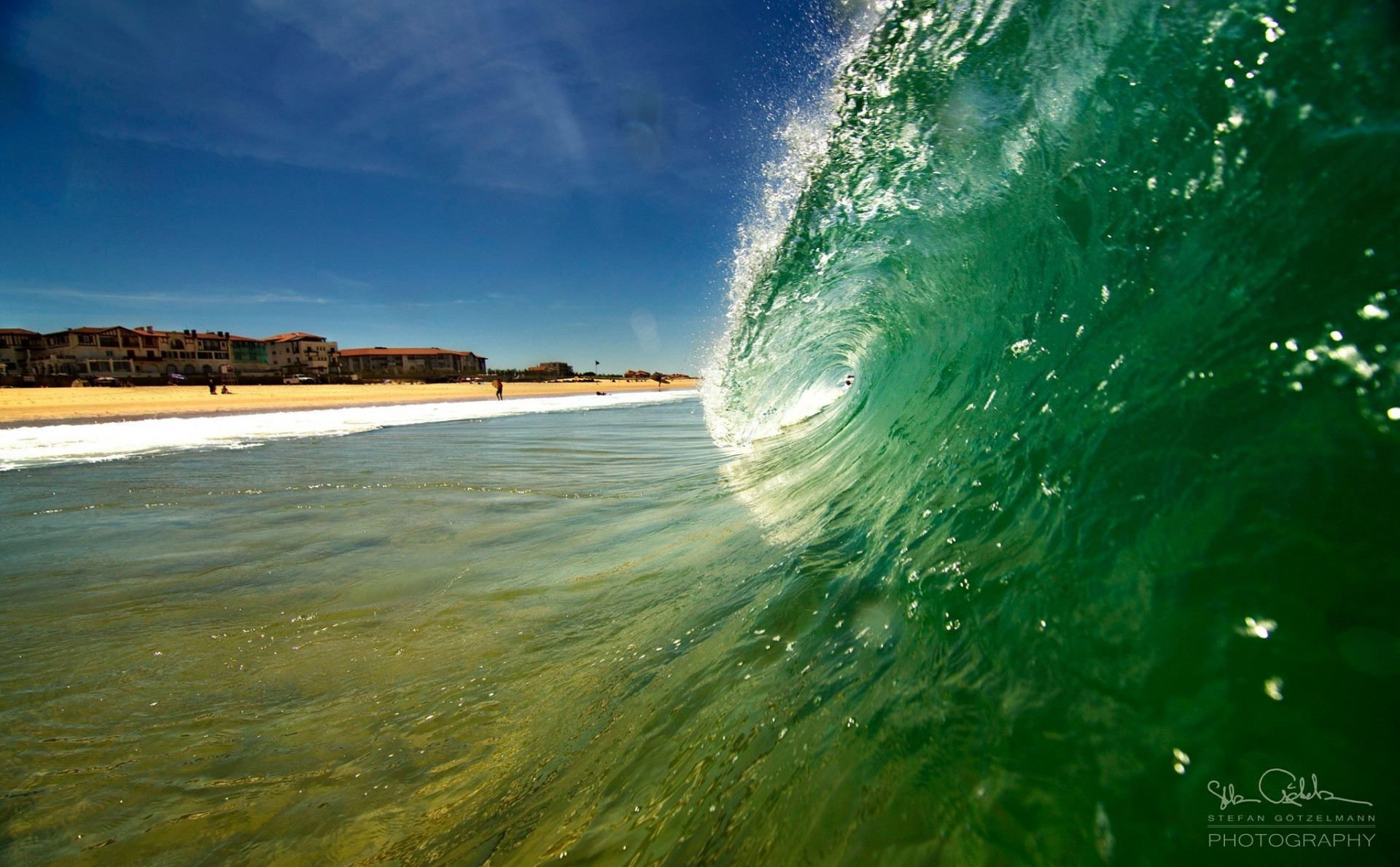 Stefan Götzelmann's photo of Hossegor (La Graviere)