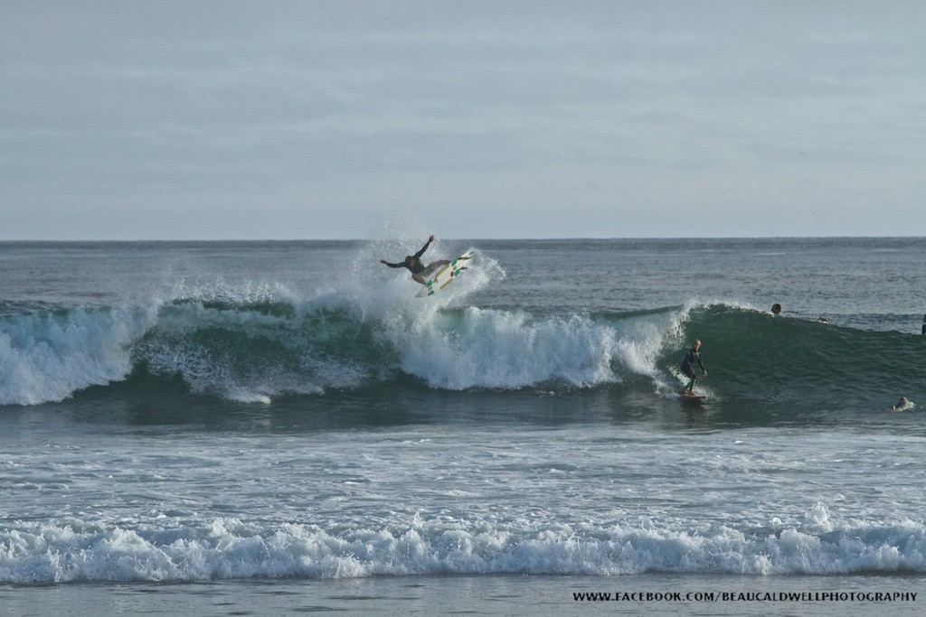 Beau Mongeau's photo of Trestles