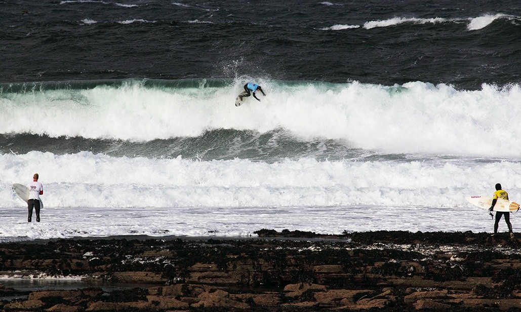 Mike Spencer's photo of Thurso East