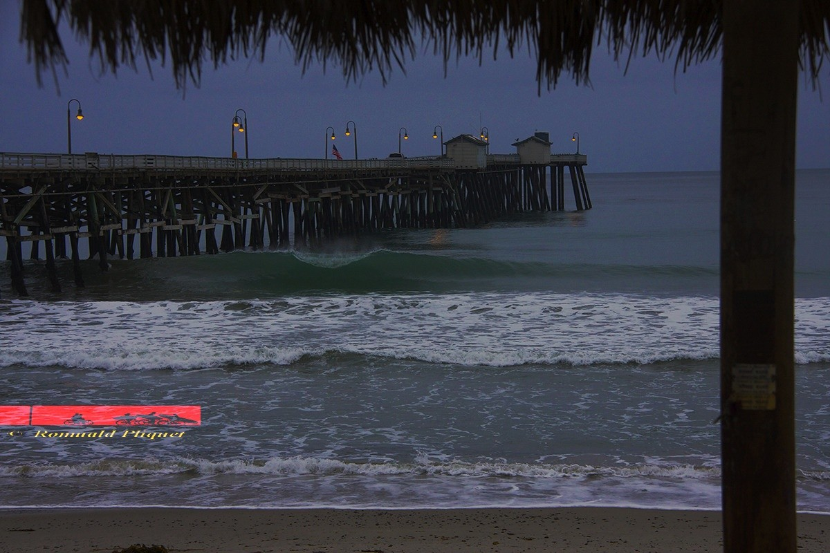 Romuald Pliquet's photo of San Clemente Pier