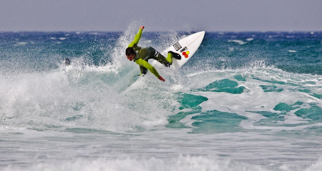 Dave Salter's photo of Newquay - Fistral North