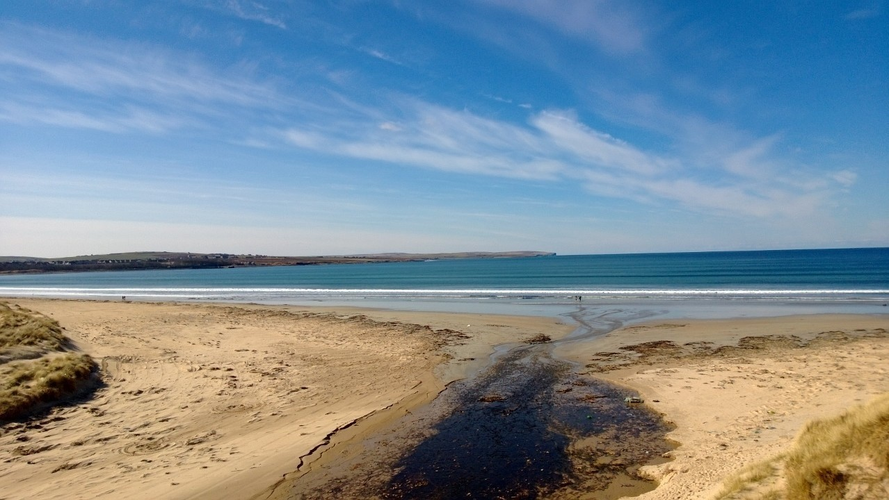 Chris's photo of Dunnet Bay
