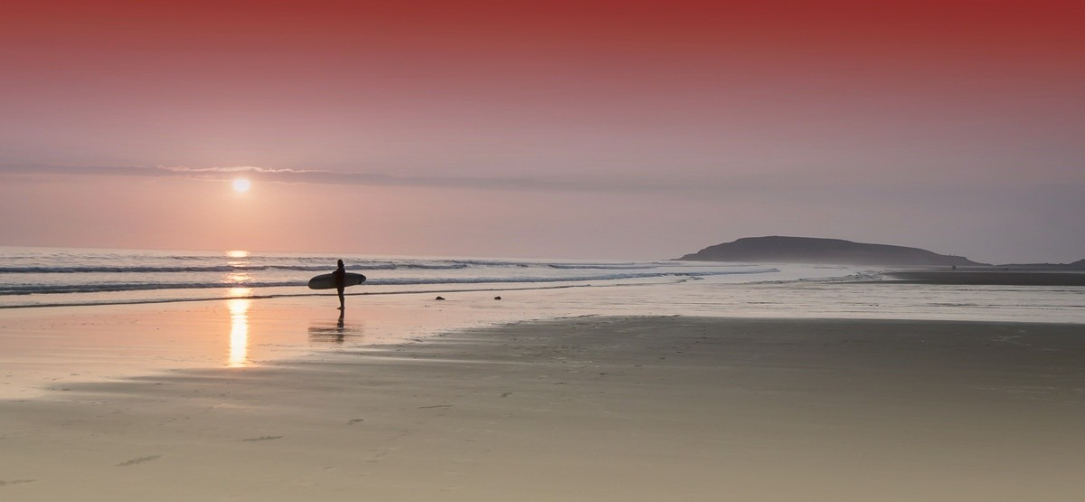 Karl Baker's photo of Llangennith / Rhossili