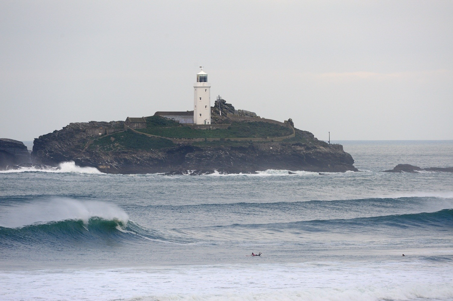 Tom's photo of Godrevy