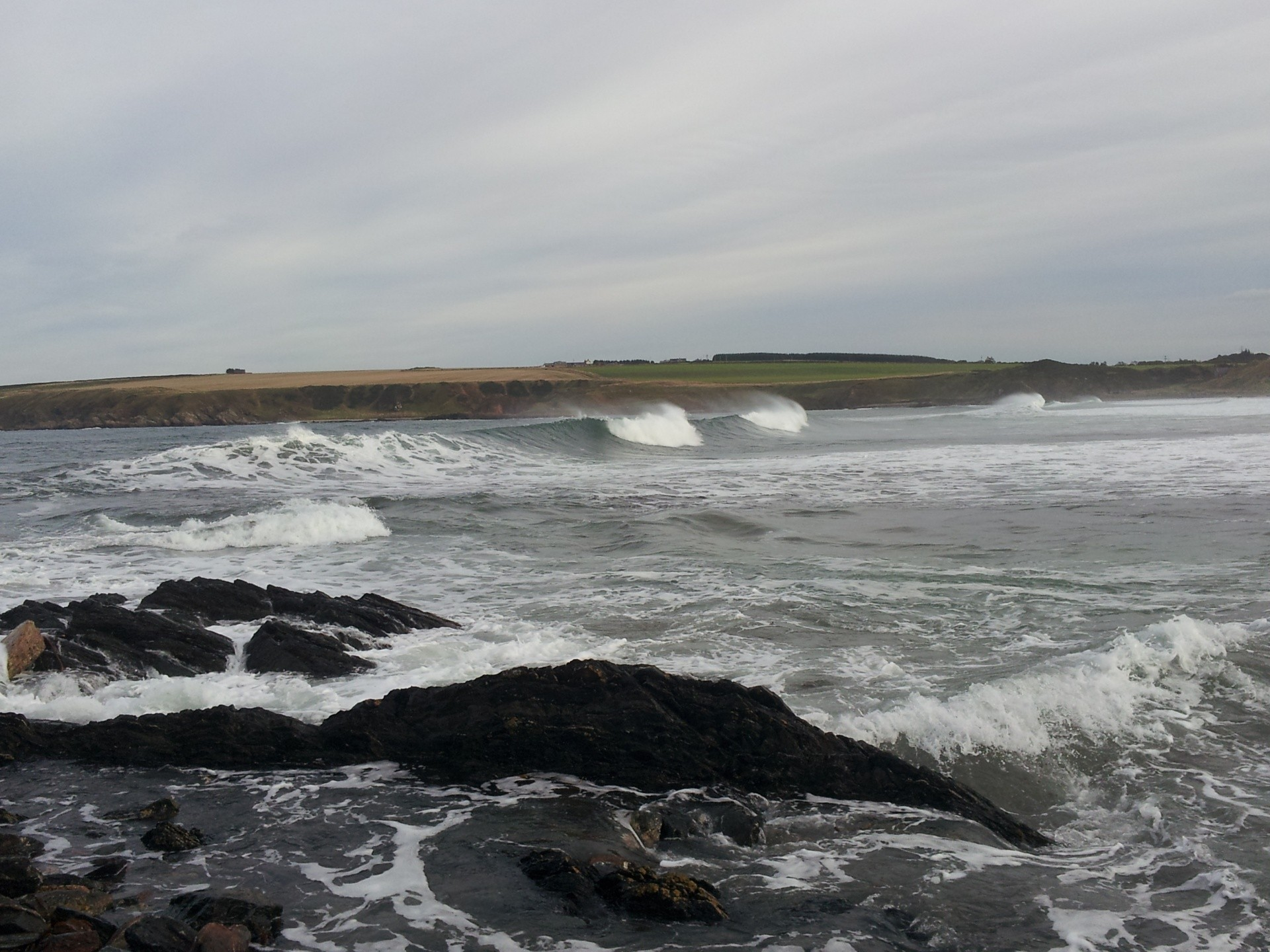 dragger's photo of Sandend (Moray Firth)
