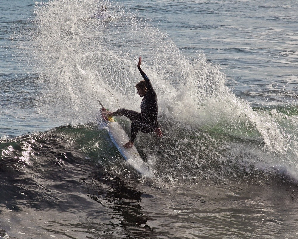 mike h surfShots's photo of Steamer Lane