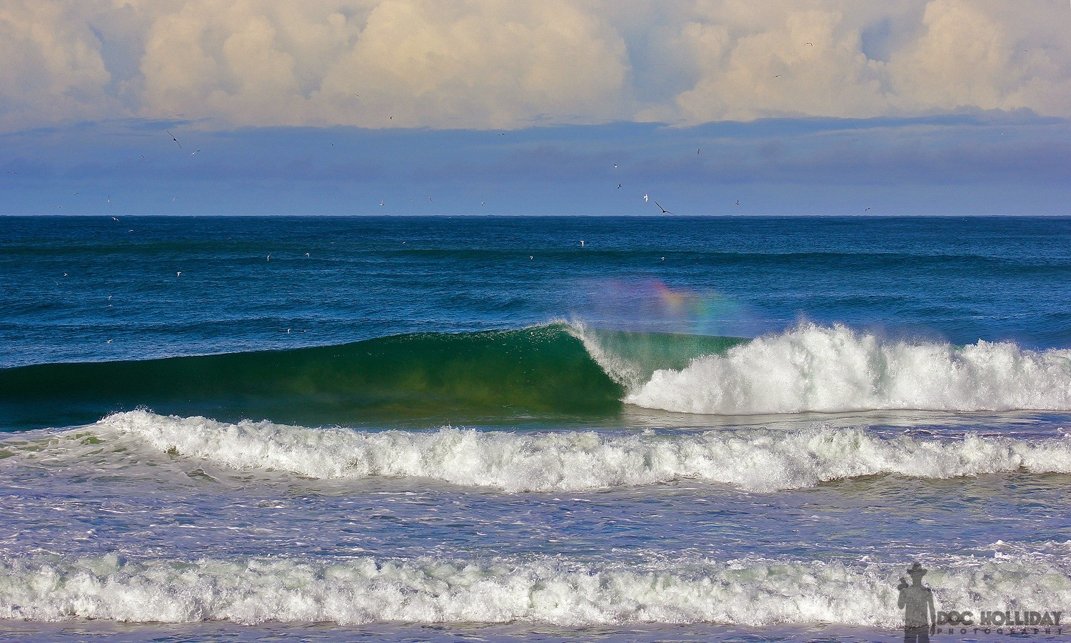 Gus Holliday's photo of Lennox Head