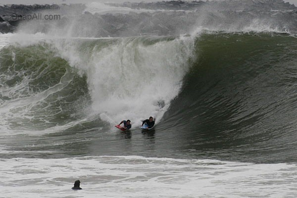 Jeff Rushton's photo of The Wedge