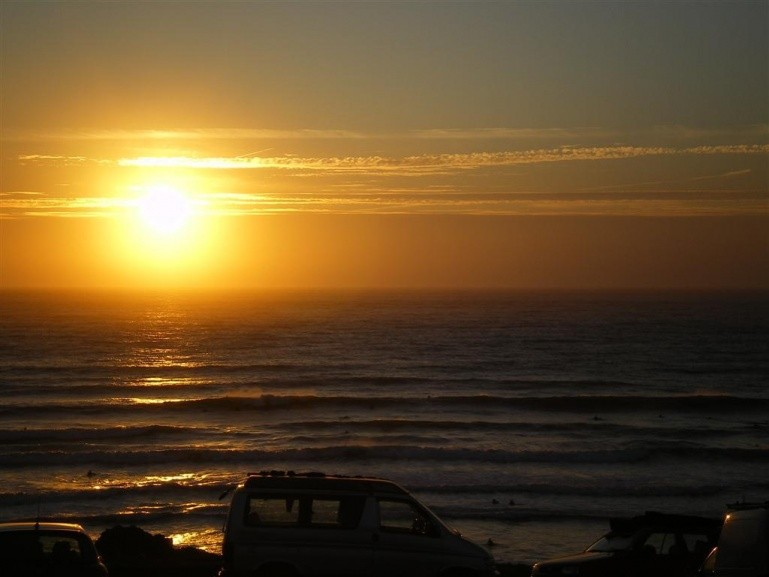 Charlie's photo of Croyde Beach