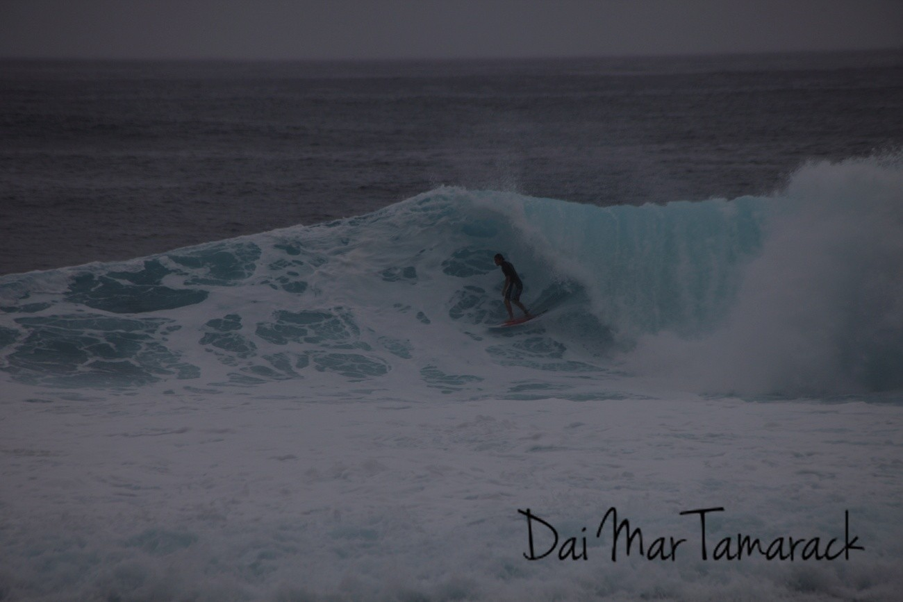 dtamarack's photo of Pipeline & Backdoor