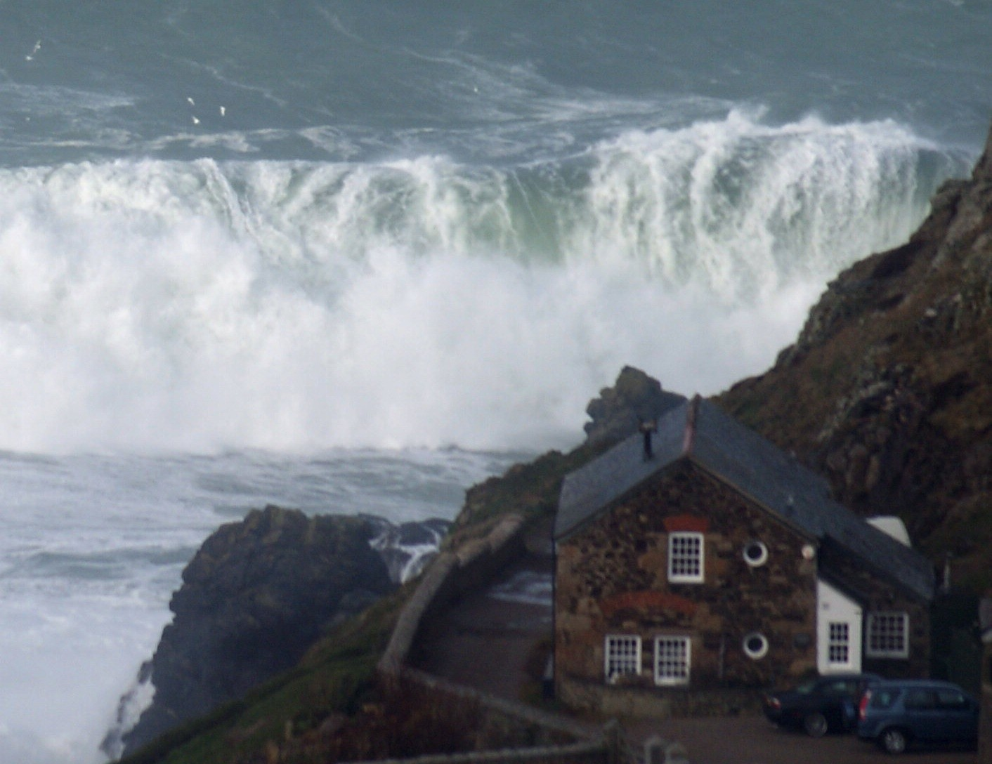 Poontang surfer's photo of Sennen