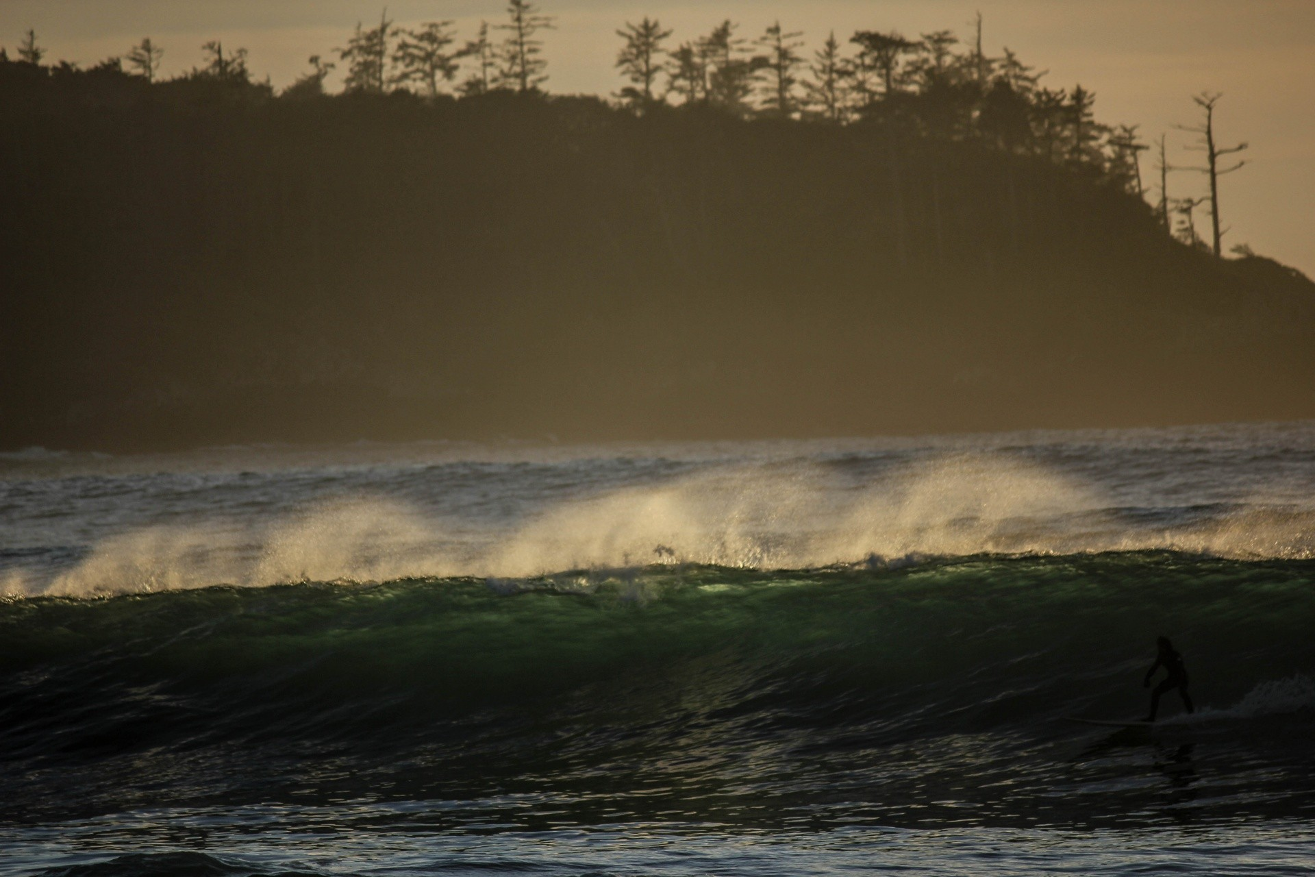 Kailen's photo of Tofino (Cox Bay)