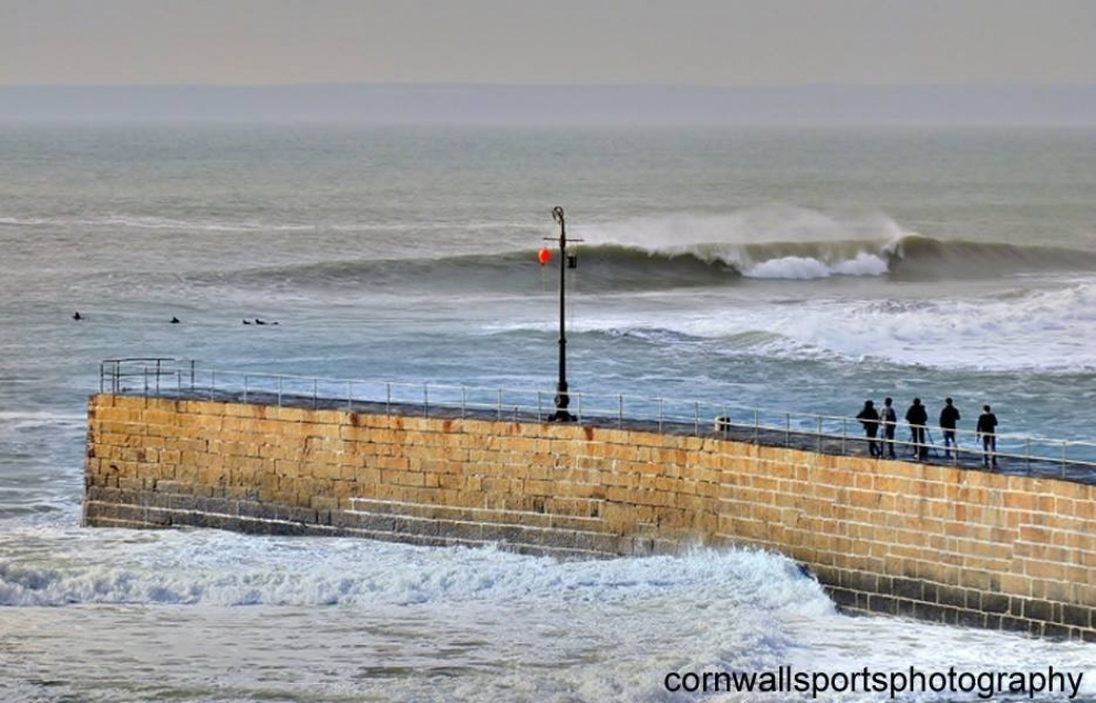 Colin Banfield's photo of Porthtowan