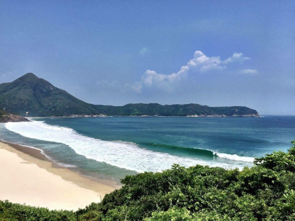 Mike Raper's photo of Tai Long Wan SK