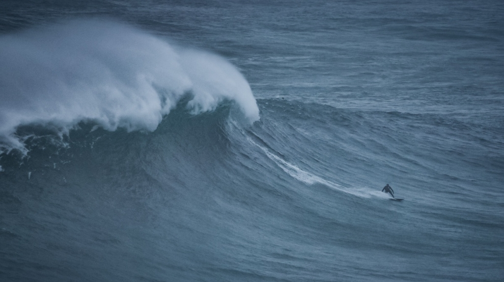 Carlos Goethe's photo of Nazaré