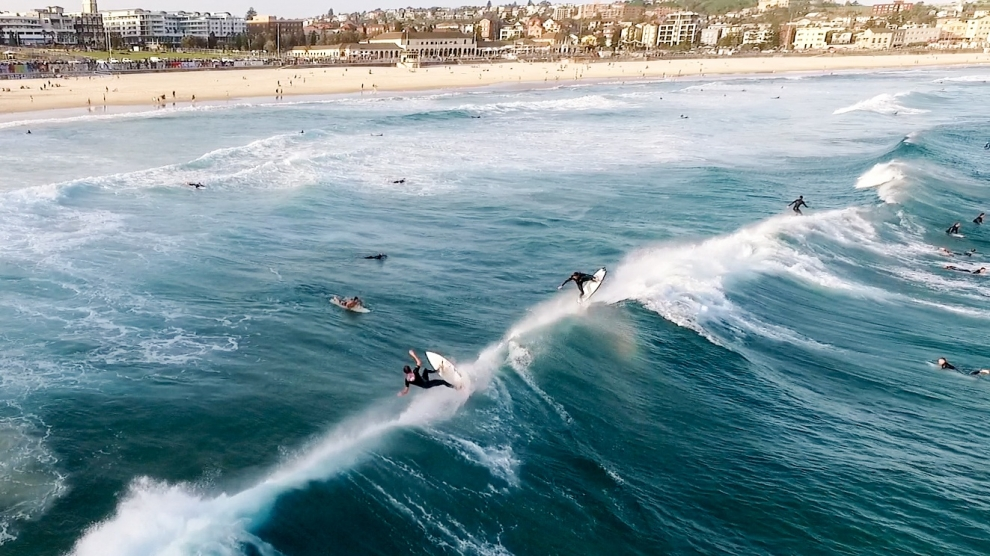 Bondi Drone Surfing's photo of Sydney (Bondi)