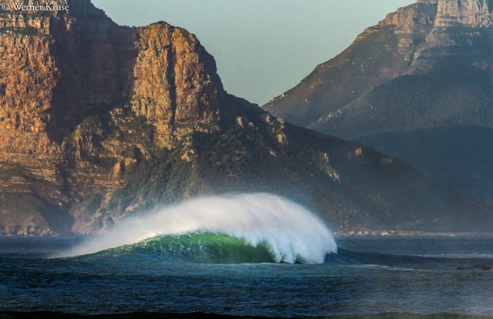 Werner Kruse's photo of Cape Town