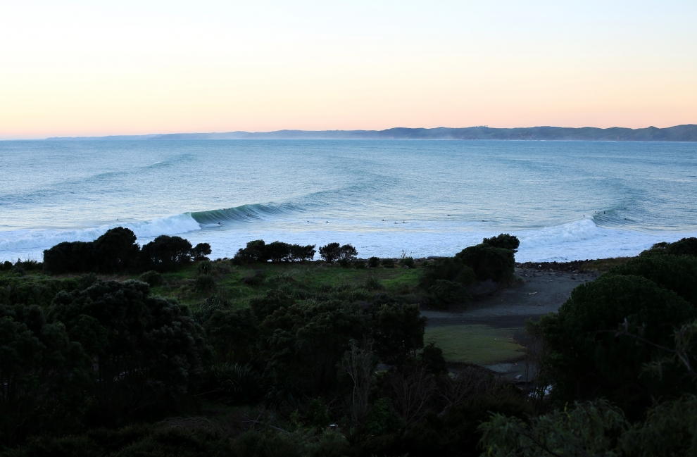 Bryan Zinski's photo of Raglan