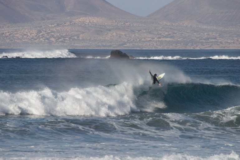 Gemma Førrisdahl's photo of Playa de Famara