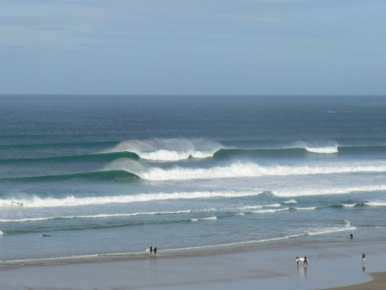 HOT ROCKET SURF/PIRAN SURF's photo of Perranporth (Droskyn)