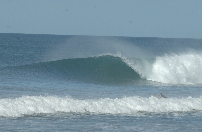 Por Vida Surf School's photo of Playa Santa Teresa
