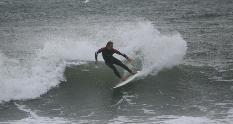 THE GROM's photo of Langland Bay
