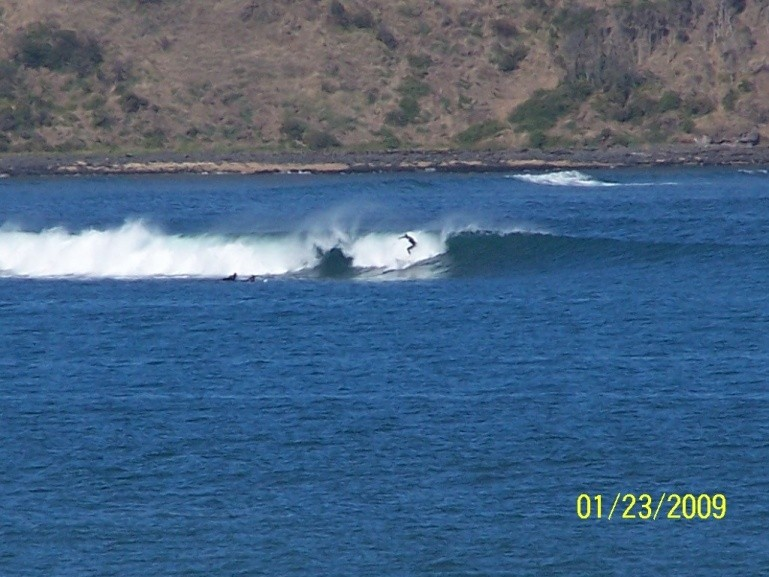 x surfer's photo of Irago
